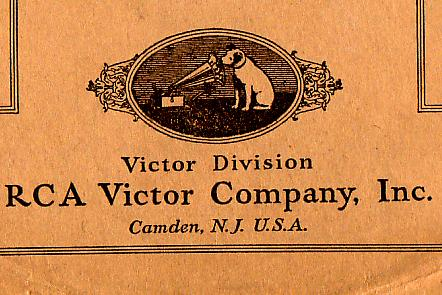 Victor Division, RCA Victor Company Inc., Camden, New Jersey