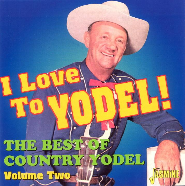 CD I Love To Yodel, front of case
