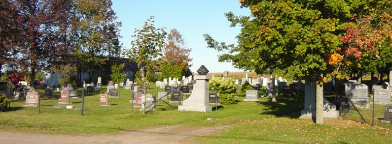 Kings County, Nova Scotia: Jawbone Corner Cemetery